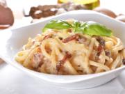 Recette de spaghetti carbonara