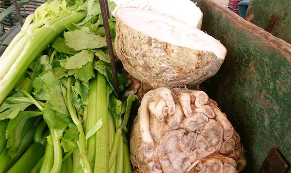 fruits et légumes qui brûlent le plus de graisse